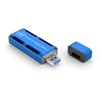 Intel Neural Compute Stick 2,  Movidius Myriad X VPU for EDGE Computing - NCSM2485.DK
