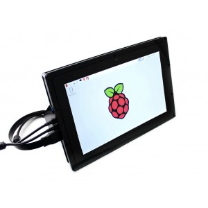 10.1inch HDMI LCD (B) (with case) 1280×800, IPS - Waveshare