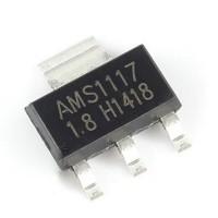 AMS1117-1.8V, 1A LDO Voltage Regulator, SOT-223