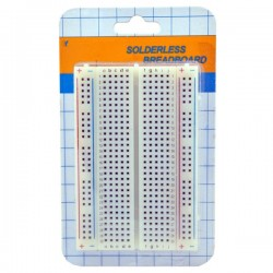 400 Tie Points - Solderless Breadboard - High Quality