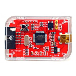 NU-Link In Circuit Programmer for NUVOTON Devices (N76E003AT20 Programmer)