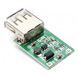 DC-DC Boost Converter Module - 3V to 5V - Non Isolated - USB Output