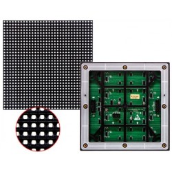 P6 Outdoor 3535 RGB LED Matrix Panel - 32*32 Dots - 8 Scan - 192x192mm