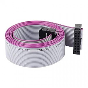 16 Pin Flat Ribbon Cable (FRC) Cable - 2.54mm Pitch -  Variable Length