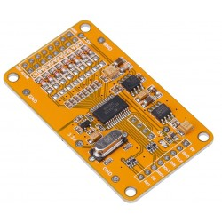 ADS1256 - 24-Bit -  8 Channel - 30kSPS - Low Noise - ADC module