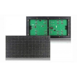 P10 Outdoor LED Display Panel Module - 32x16 - High Brightness WHITE - 5V - Dot Matrix Display