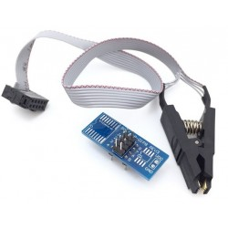SOIC8 to DIP8 Test Clip