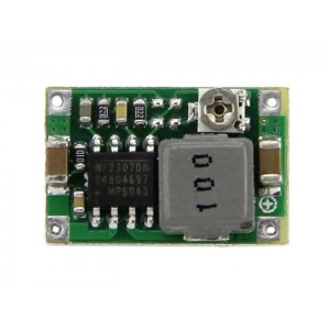 MP2307 - DC-DC - Non Isolated Buck Converter Module - 1.8A  (3A Peak)