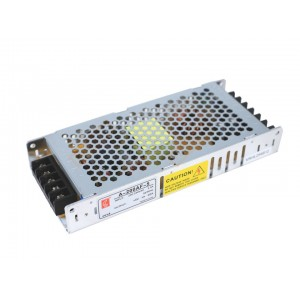 A-200AF-5 200W 5V40A Slim Type AC to DC Switching Power Supply - 1 Year Warranty