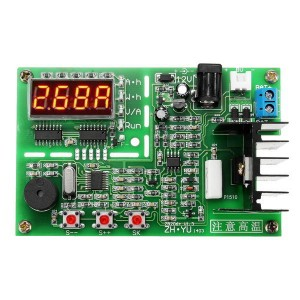 Lithium-Ion Battery Discharge Capacity Tester | Internal Resistance Tester | 12V | ZB206 | 18650 tester