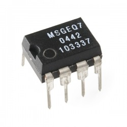 MSGEQ7 Seven Band Graphic Equalizer IC - DIP8