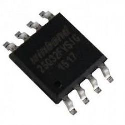 W25Q32FVSSIG - SPI Flash - 3V 32M-BIT SERIAL FLASH MEMORY - Winbond - SOP8