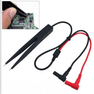 Tweezer Type Multimeter Probe Leads for SMD LCR measurements