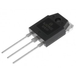 NJW21193G  16A Complementary PNP Power Transistor (BJT) for Audio Amps - 250 VOLTS - 200 WATTS - On Semiconductor