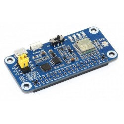 L76X Multi-GNSS HAT for Raspberry Pi, GPS, BDS, QZSS - Waveshare