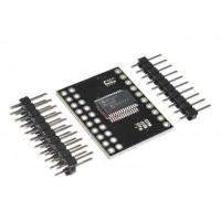 MCP23017 - 16-Bit I/O Expander Module with I2C+SPI Serial Interface