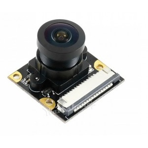 Sony IMX219-160 Camera - 160° FOV - 8 MP - 3280 × 2464 - Applicable for Jetson Nano
