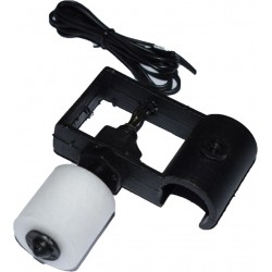 """Float Switch with Snap Type Mounting for 3/4"""" Pipe - Water Tank Overflow Sensor - Normally Open"""