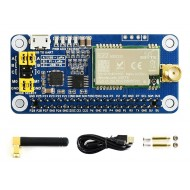 SX1262 LoRa HAT for Raspberry Pi, 915MHz Frequency Band