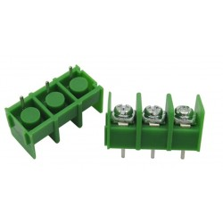 3Pin 8.5mm Pitch PCB Screw Terminal Connector 300V 20A MG8500 AWG 22-12