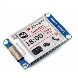 200x200, 1.54inch E-Ink display module(B), three-color, SPI interface