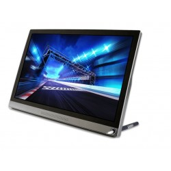 15.6inch Universal Portable Touch Monitor, 1920×1080 Full HD, IPS, HDMI/Type-C, 10000mAh Battery Inbuilt Speakers