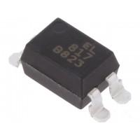 EL817S1 (B) (TU) - F Everlight Optocoupler SMD-4 Cut Tape