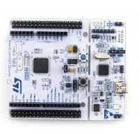NUCLEO-L152RE - STM32L152RE MCU Development Board - Integrated ST-Link Programmer Debugger
