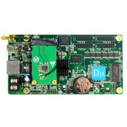HD-D10-WIFI Asynchronous Full Colour LED Display Controller - 384*64 HUB75 - 4GB Storage - Cloud Server Support