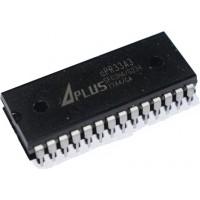 APR33A3 - 8 Channel Voice Recording Playback IC - 11 Minutes - Aplus - DIP28