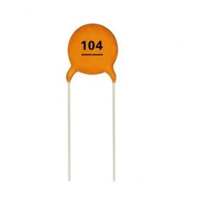 0.1uF Multi Layer Ceramic Disc Capacitor (104) - CT4-0805Y104M500