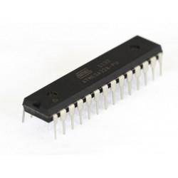 ATmega328P- PU, 8-bit AVR, 32KB Flash, 2KB SRAM, 23 GPIO, 28-PDIP