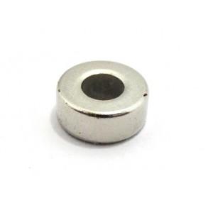 Neodymium Ring Magnet 11 (OD) x 5 (ID) x 5 (Thick), N35, 1.5Kg Pull