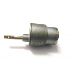 High Torque Metal Geared DC Motor 10 RPM- Long Shaft