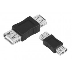 USB Female A to Female A Coupler / Joiner/ Extender/ Adapter