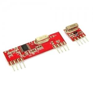 RF TX-RX Modules - ASK 433 MHz