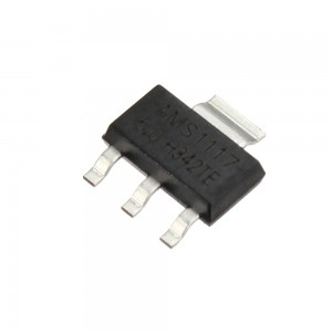 AMS1117-5V 1A LDO Voltage Regulator, SOT-223