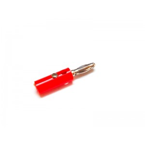4mm Banana Plug - RED - Banana Pin