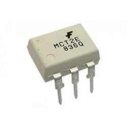 MCT2E - Optocoupler - 6 Pin DIP - Fairchild