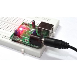 Breadboard Power Supply - 5V / 3.3V - USB/ External Power