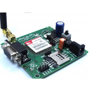 SIM900A - GSM/ GPRS Modem - RS232 / TTL Interface