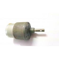 High Torque Metal Geared DC Motor 10 RPM - Small Shaft