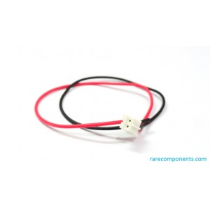 JST-PH-2.0 - Relimate Connector 2 Pin Female to Bare Wire  - 2mm Pitch