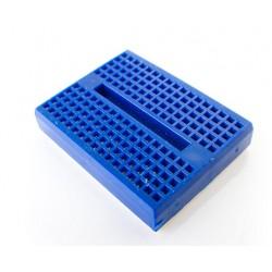 170 Tie Points - Mini Solderless Breadboard SYB-170 - Self Adhesive - Blue
