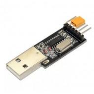 USB-TTL Converter Module - CH340G - 3V3/5V Logic Level