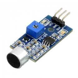 CZN-15E Mic based Sound Sensor Module