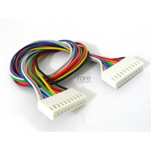 Relimate Connector - 10Pin - Female to Female - Board to Board - 2.54mm Pitch