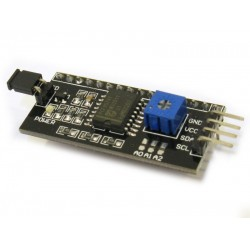 16x2 LCD Backpack Module - I2C expansion for LCD - PCF8574
