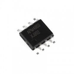 APM4953 - Dual P Channel Enhancement Mode MOSFET  - 30V - 4.9A - SO8