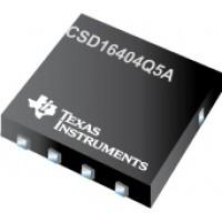 CSD16404Q5A - N-Channel NexFET™ Power MOSFET -25V - 81A - VSONP8 - MoQ-10